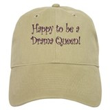 Happy Drama Queen Cap