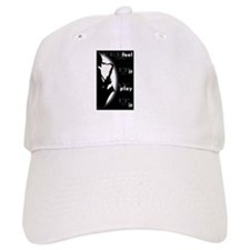 feel it play it Baseball Cap