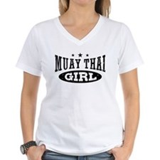 Muay Thai Girl Shirt