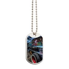 Rat Rod Dog Tags
