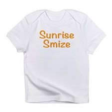 Sunrise Smize Infant T-Shirt
