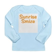 Sunrise Smize Long Sleeve T-Shirt