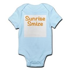 Sunrise Smize Body Suit