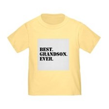 Best Grandson Ever T-Shirt