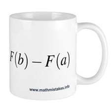 Integral Evaluation Mug