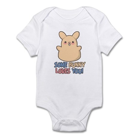 Some Bunny Loves You Infant Bodysuit