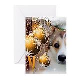 Corgi christmas Greeting Cards (20 Pack)
