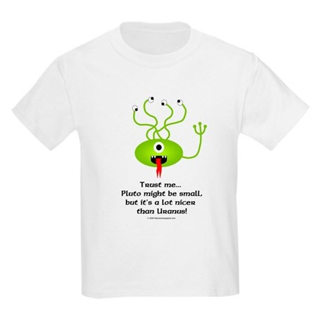 Alien from Pluto Kids T-Shirt