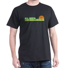 stluciarbblk T-Shirt