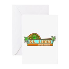 Cute Islet Greeting Cards (Pk of 10)