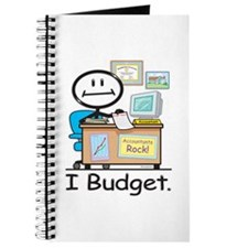 Accountant Budget Journal