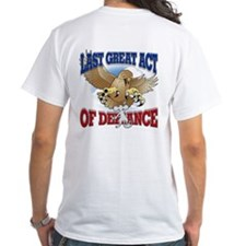 Last Great Act of Defiance v2 Shirt