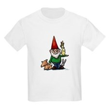 Fauna Gnome Kids T-Shirt