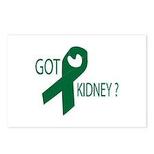 Got Kidney Postcards (Package of 8)