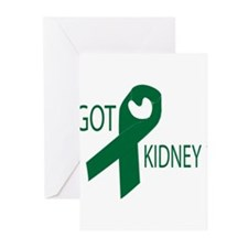 Got Kidney Greeting Cards (Pk of 10)