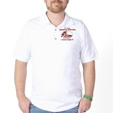 Proud American Trucker T-Shirt
