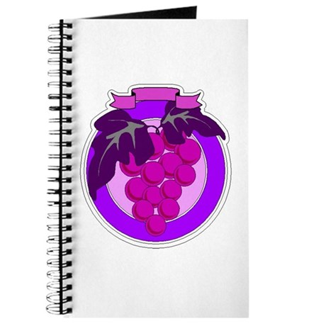 Purple Grapes Journal