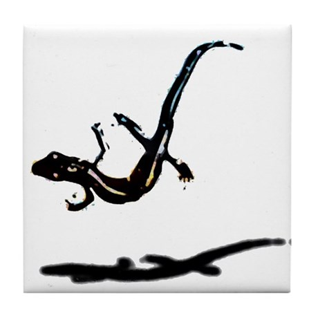 Gecko Tile Coaster