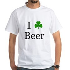 I Love Beer (Irish) Shirt