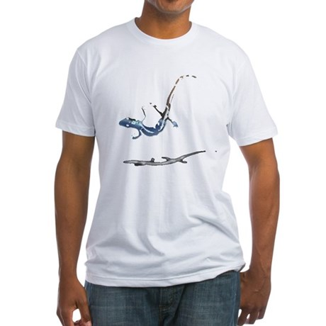 Gecko Fitted T-Shirt
