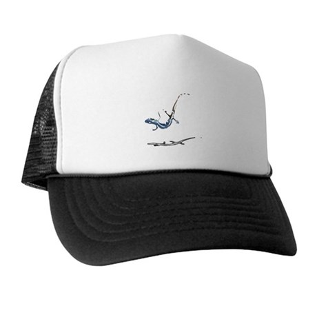 Gecko Trucker Hat
