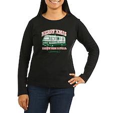 Merry Xmas Shitters Full Long Sleeve T-Shirt