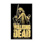 Zombie Killer Michonne Sticker