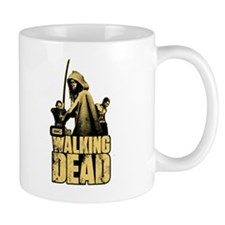 Zombie Killer Michonne Mug