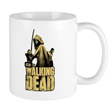 Zombie Killer Michonne Coffee Mug