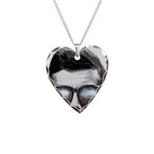 Remember... JFK Necklace Heart Charm