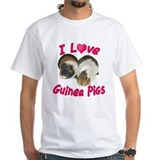 I Love Guinea Pigs #01 Shirt