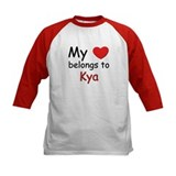 My heart belongs to kya Tee
