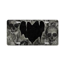 bleak-heart_12x18 Aluminum License Plate