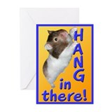 Hang in There Greeting Cards (Pk of 10)