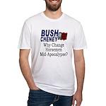 Why Change Horsemen? (USA t-shirt)