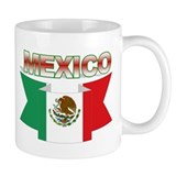flag Mexico ribbon Mug