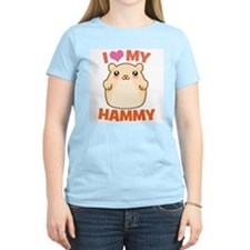 I Love My Hammy T-Shirt