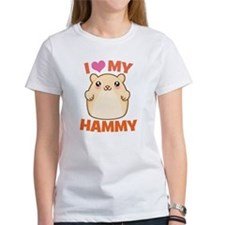 I Love My Hammy Tee