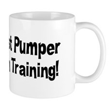 fist-pumper-in-training Coffee Mug