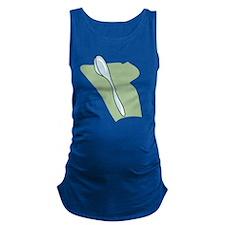 design16_spoon Maternity Tank Top