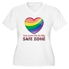 Safe Zone - Ally T-Shirt