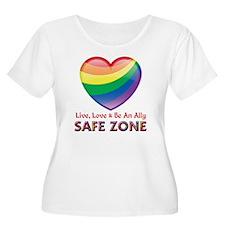 Safe Zone - A T-Shirt