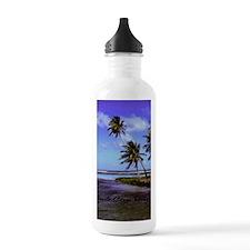 South Caye Belize 14x1 Water Bottle