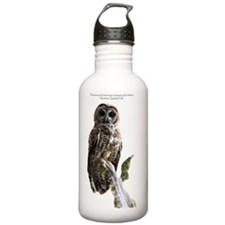 spottedconservationedi Water Bottle