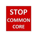 Stop Common Core Sticker