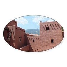 Manitou Springs Cliff Dwellings Col Decal