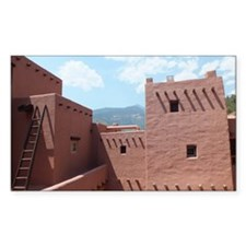 Manitou Springs Cliff Dwelling Decal