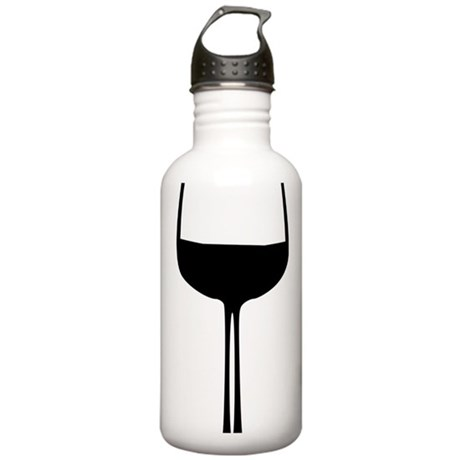 wine Stainless Water Bottle 1.0L
