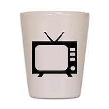 tv Shot Glass