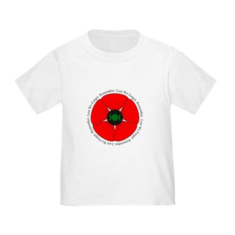 Triple Moon Poppy Toddler T-Shirt
